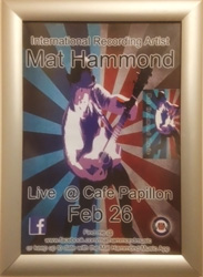 Mat Hammond  - Entertainment in Oxted