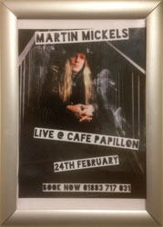 Martin Mickels - Entertainment in Oxted