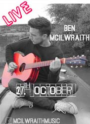 Ben Mcil Wraith - Entertainment in Oxted