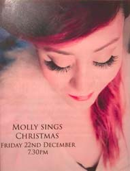 Molly Sings Christmas - Entertainment in Oxted